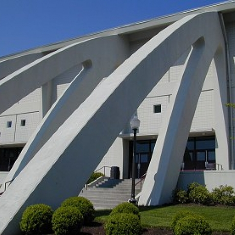 Cassell Coliseum exterior image thumb